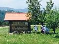 Obisk čebelnjaka