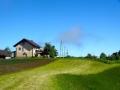 Pogled na kmetijo Pr Okornu