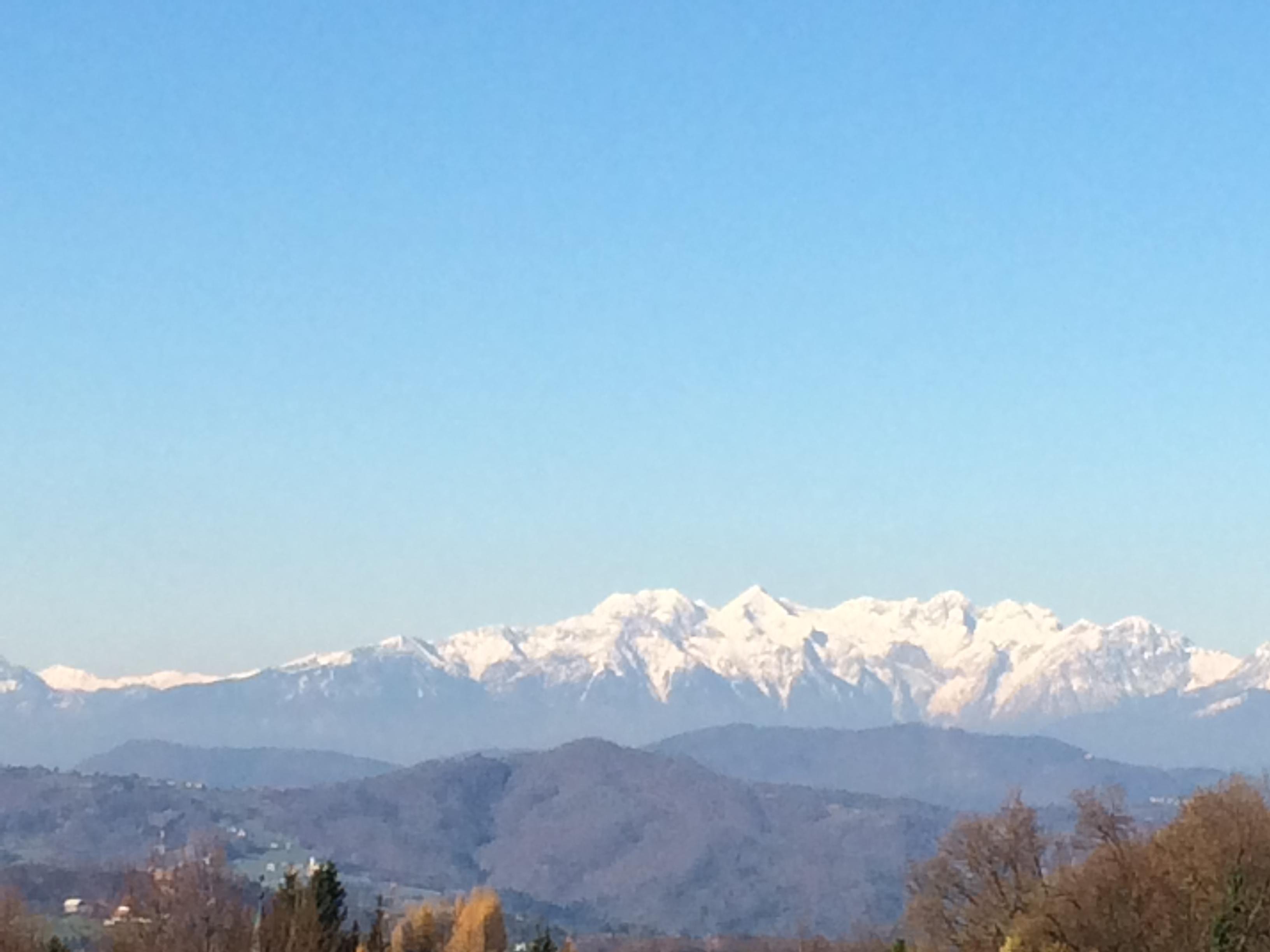 Razgled na Kamniško Savinjske Alpe