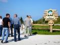 Sprehod po parku Turistične vasi Pristava