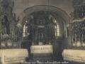 Notranjost cerkve sv. Lambert, shranjeno v Muzeju krščanstva na Slovenskem