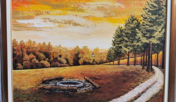 Damijana Bijek, park1