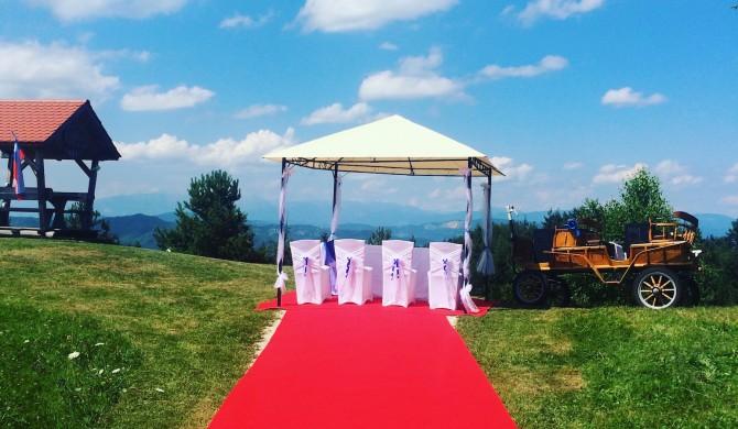 Poroka na Pristavi