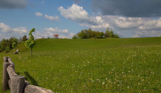 Pristava pogled na Kragulja