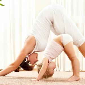 joga v pristni naravi