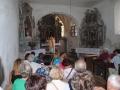 Maša v cerkvi sv. Lamberta