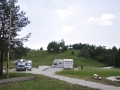 Postajališče za avtodome, Turistična vas Pristava
