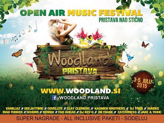 woodland pristava